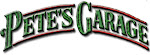 Logo for Pete's Garage