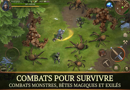 Stormfall: Saga of Survival  captures d'u00e9cran 4