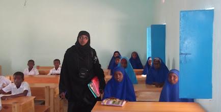 Photo: Promoting female teachers