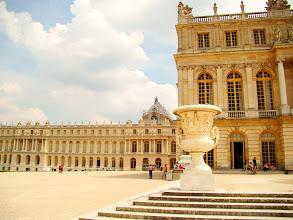 Photo: #012-Le Château côté jardins