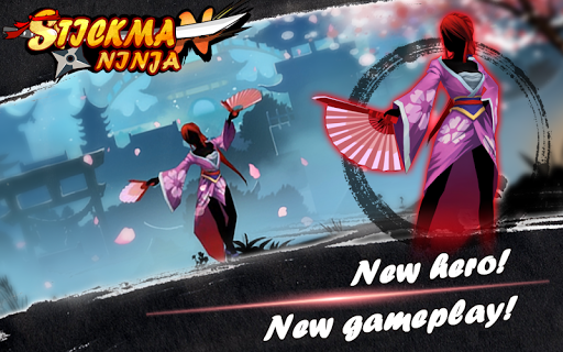 Stickman Ninja Legends Shadow Fighter Revenger War 1.1.3 de.gamequotes.net 3