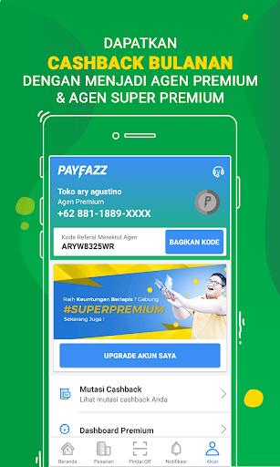 PAYFAZZ: Agen Pulsa, Top Up Go-Pay & PPOB Termurah  screenshots 2