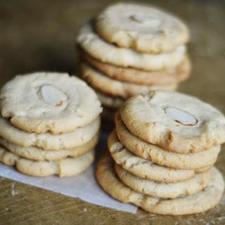 Orange Butter Cookies