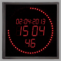 LED Clock for Smartwatches icon
