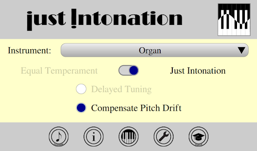 Just Intonation- screenshot thumbnail