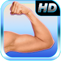Best Arm Fitness: Bicep, Tricep Upper Body Workout icon