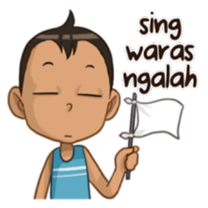 Unduh Jawa Punya Stickers For Whatsapp Sticker Wa Apk Versi