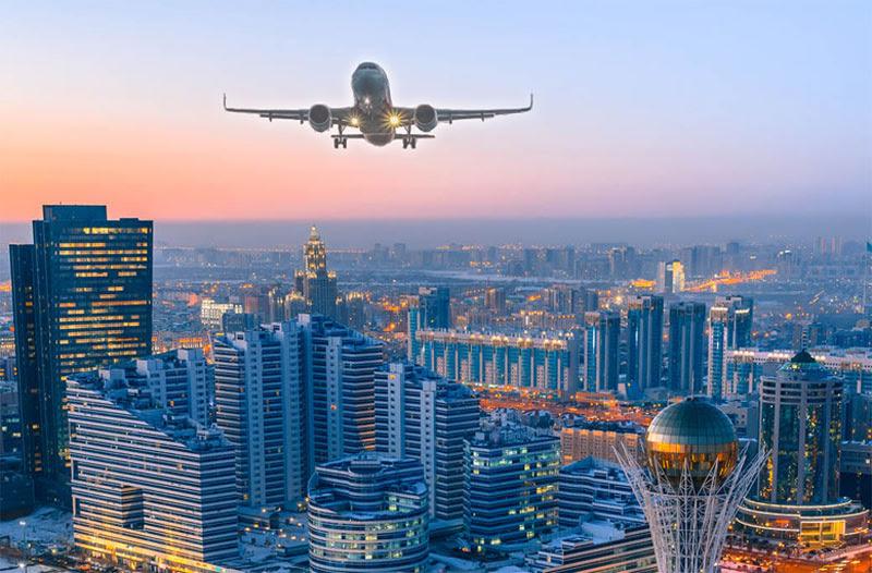 Авиаперевозки грузов в Казахстан
