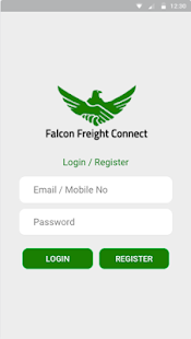Falcon Freight Connect - náhled
