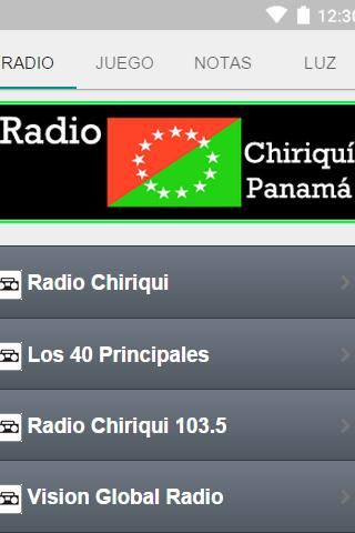 Radio Chiriquí Panamá