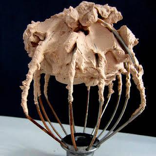 Hot Chocolate Whipped Cream.