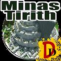 Minas Tirith Minecraft map icon