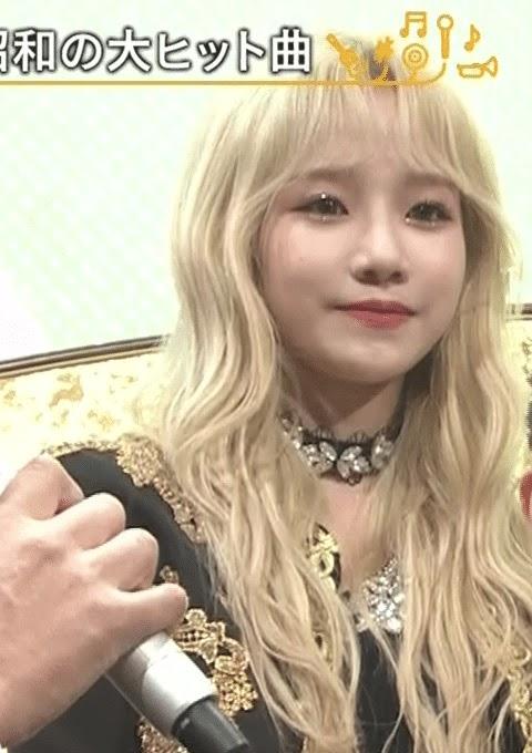 jo yuri blonde