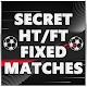 Download Secret HT/FT Fixed Matches For PC Windows and Mac
