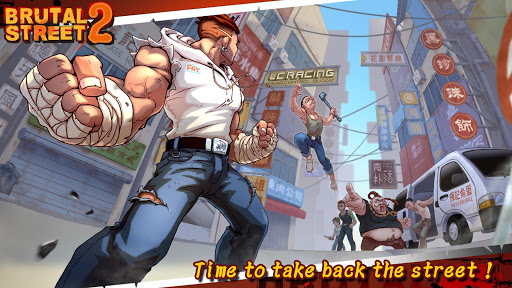 Brutal Street 2  screenshots 1