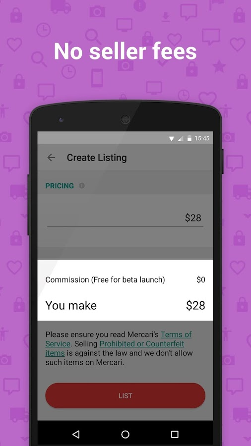 Mercari The Best Shopping App Android Apps On Google Play