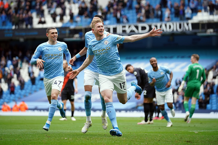📷 Kevin De Bruyne a effectué son retour à l'entraînement avec Manchester City
