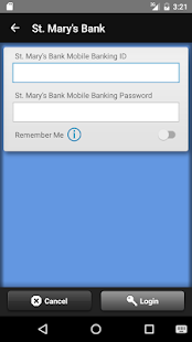 St. Mary's Bank Mobile Banking- screenshot thumbnail