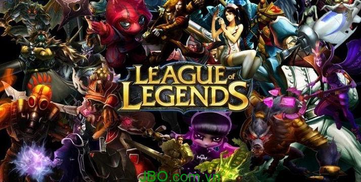 Cá cược liên minh huyền thoại League of legends tại nhà cái 1xbet
