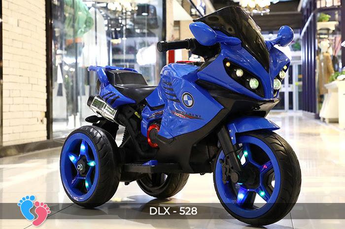 xe moto dien cho be DLX-528 8