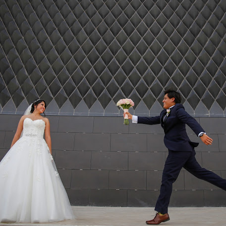 Fotógrafo de bodas Olliver Maldonado (ollivermaldonad). Foto del 14.02.2018