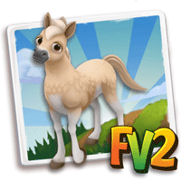 Farmville 2 cheat for baby fjord white horse