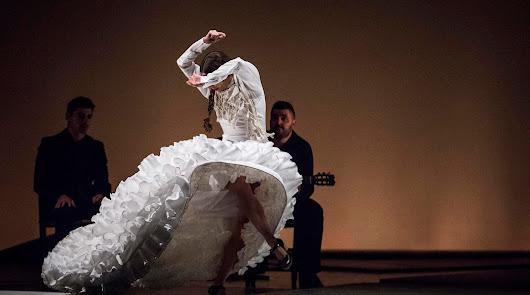 La bailaora Mariana Collado actúa este sábado en La Guajira
