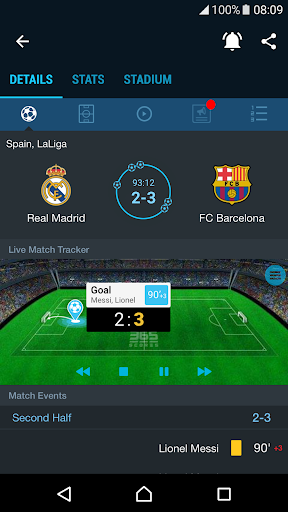 365Scores - Sports Scores Live screenshot 2