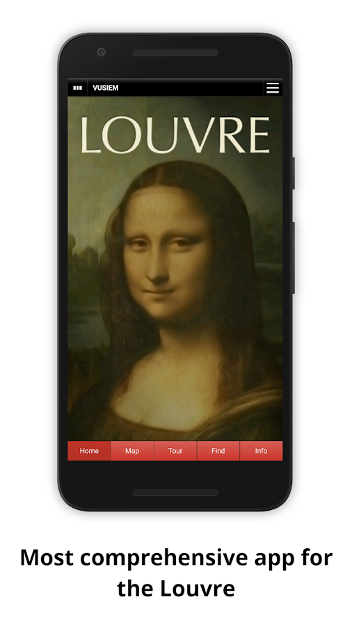 Louvre Guide Lite Edition- screenshot