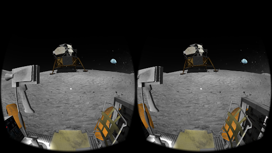 Apollo 15 Moon Landing VR Capture d'écran