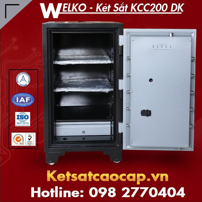 két sắt chống cháy