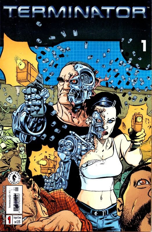 Terminator (2000) - komplett