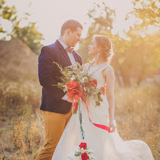Wedding photographer Olga Kuzmina (Septembersun). Photo of 08.10.2015