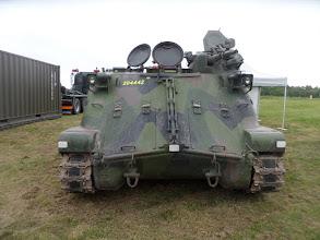 Photo: Pansarbandvagn 302