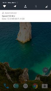 Speed Indicator (donated) Screenshot