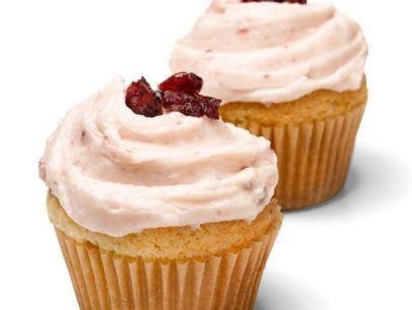 The Gods Of Olympus Cranberry Cupcakes Recipe
