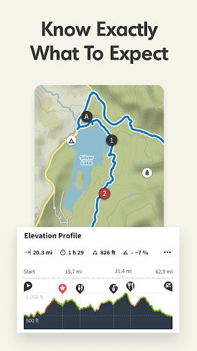 Komoot u2014 Cycling, Hiking & Mountain Biking Maps 10.16.5 Screenshots 2