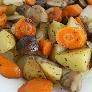 Roasted Potato Medley Recipes