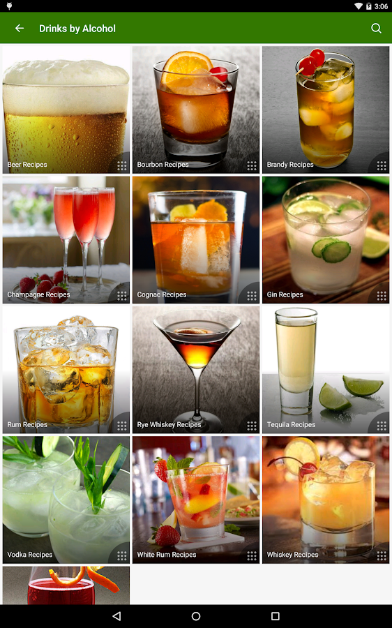 FANDOM for: Cocktails- screenshot