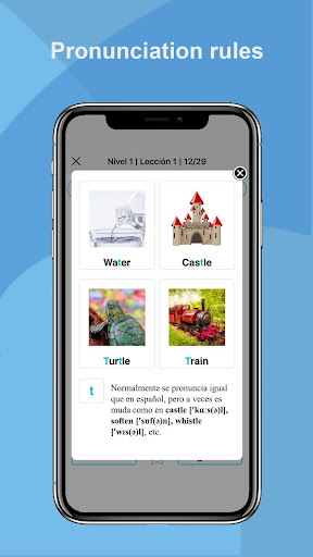 Learn languages Free with Nextlingua.  screen 1