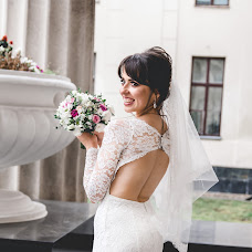 Wedding photographer Ekaterina Aleschik (Aleshchyk). Photo of 17.09.2018