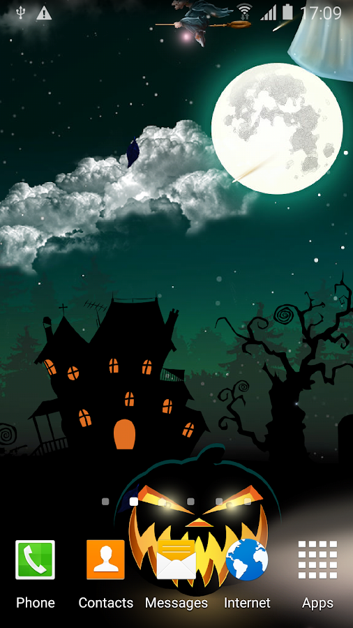 halloween wallpaper screenshot - Halloween Wallpaper Download