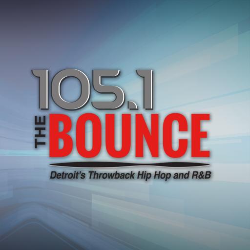 105.1 The Bounce 音樂 LOGO-玩APPs