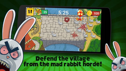 Mad Bunny: Shooter v1.3 (Mod Money)