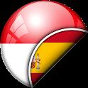 Indonesian-Spanish Translator icon