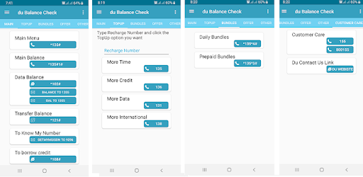 du Balance Check (UAE) - Apps on Google Play