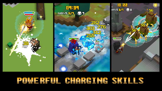 Mod Game Pixel Knights for Android