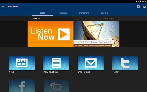 Bott Radio Network- screenshot thumbnail