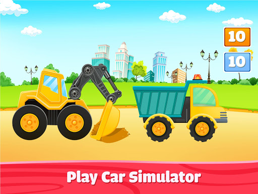 Cars for kids - Car sounds - Car builder & factory 1.3.4 screenshots 9