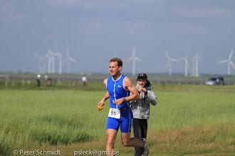 Photo: Hallig-Dreeathlon 2012